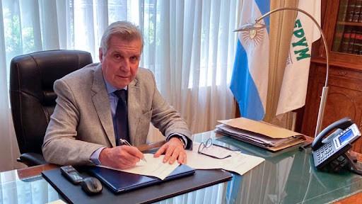 """Horacio Alonso: """"Tengo muchas expectativas de que el Gobierno va a revertir el resultado de las PASO"""""""