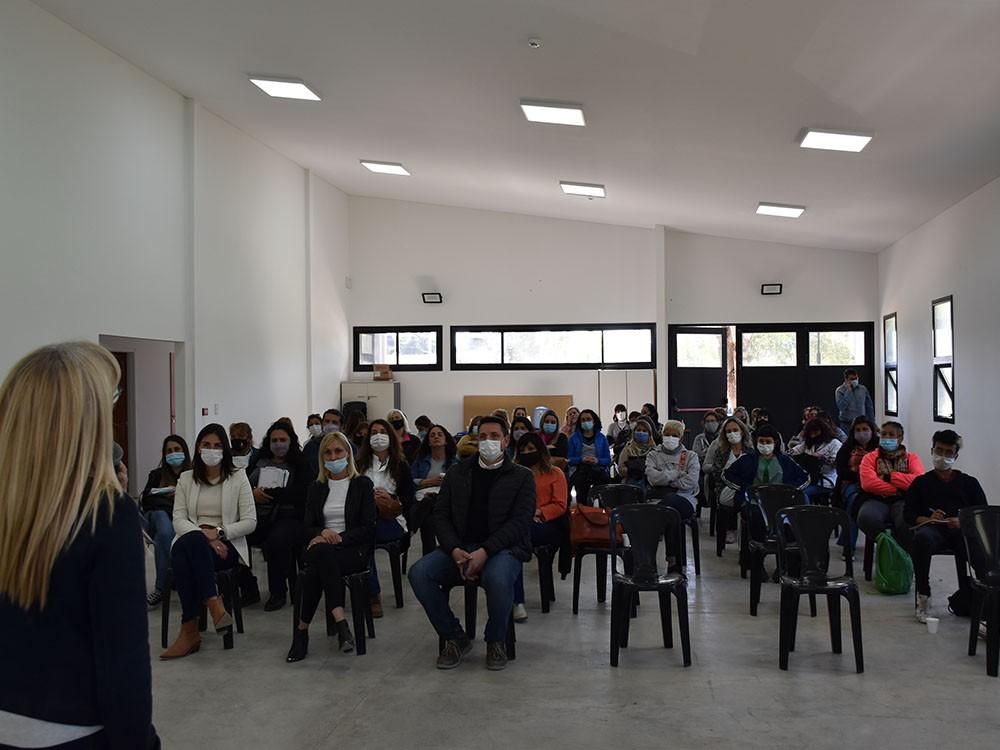 Berisso: Se desarrolló un encuentro destinado a repensar las infancias