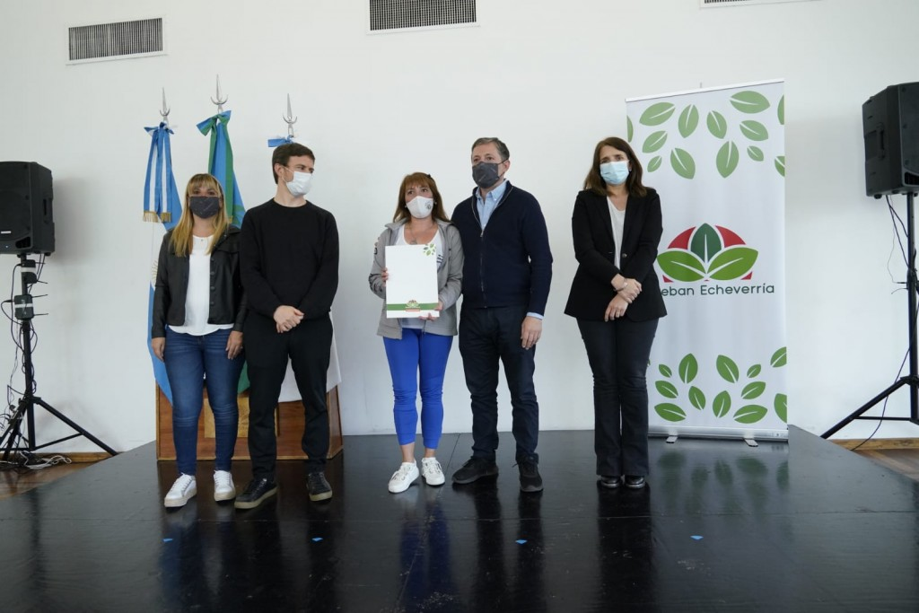 E. Echeverría: Gray y el Ministro Costa entregaron fondos para la reactivación Turística y cultural