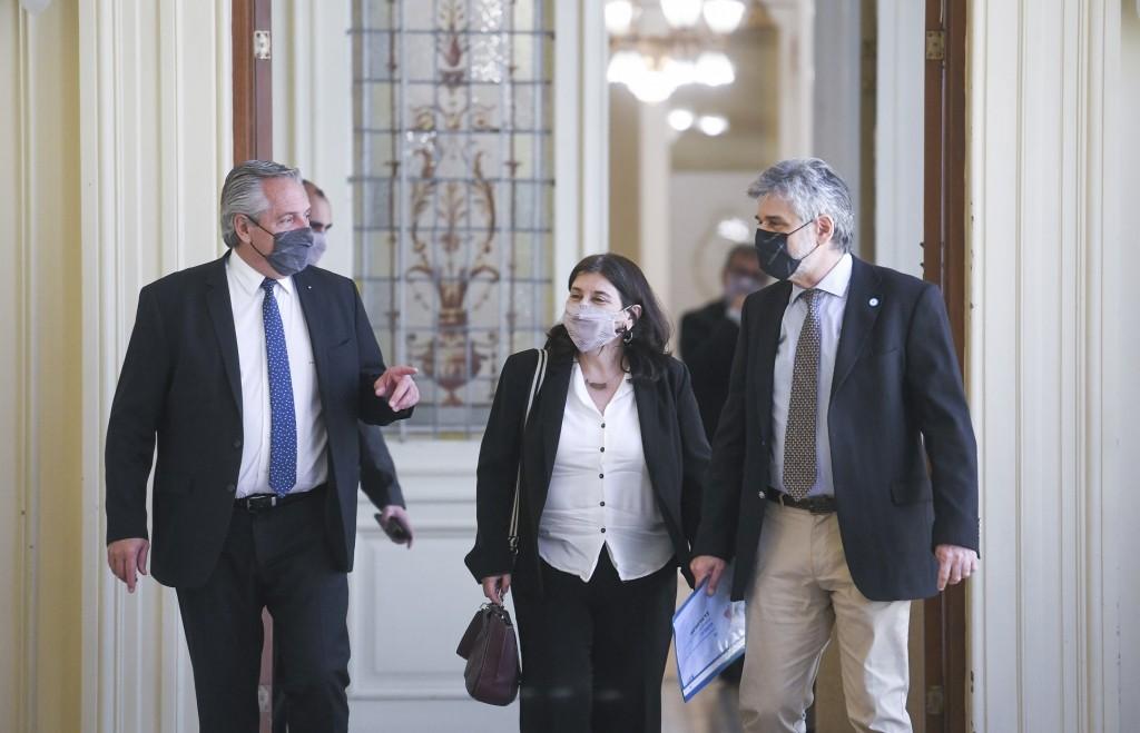 Alberto Fernández anunció un aumento salarial del 10% para los investigadores del CONICET