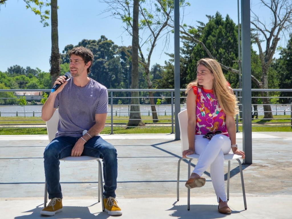 San Fernando: Juan Andreotti presentó el plan de obras del Programa de Ayuda a Escuelas Provinciales 2022