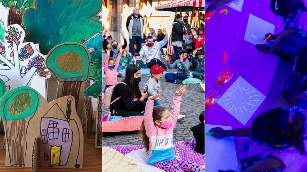 Chascomús: Festival comunitario en Acceso Norte