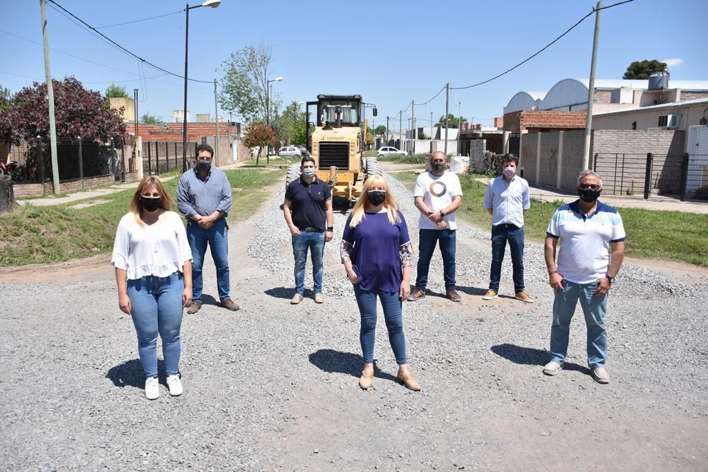 Chivilcoy: El Plan Integral de Obras de Mejoras y Mantenimiento se llevó a cabo en la Tercera y Cuarta Sección