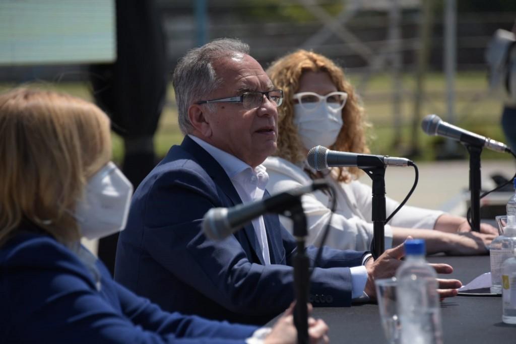 Ituzaingó: El Intendente Descalzo participó del VII° Congreso Pedagógico del distrito