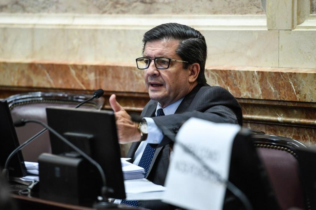 """Pedro Poccard: """"Los problemas del Frente de Todos no tienen que ver con la oposición para gobernar, son problemas internos los que tienen"""""""