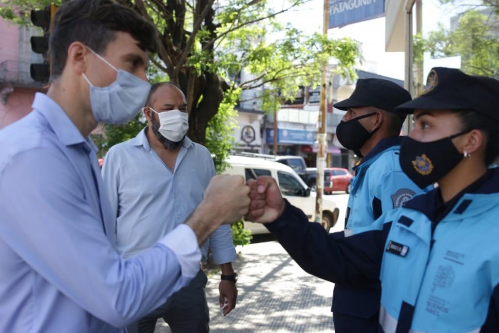 Morón: La Municipalidad refuerza la seguridad con nuevos efectivos para el patrullaje