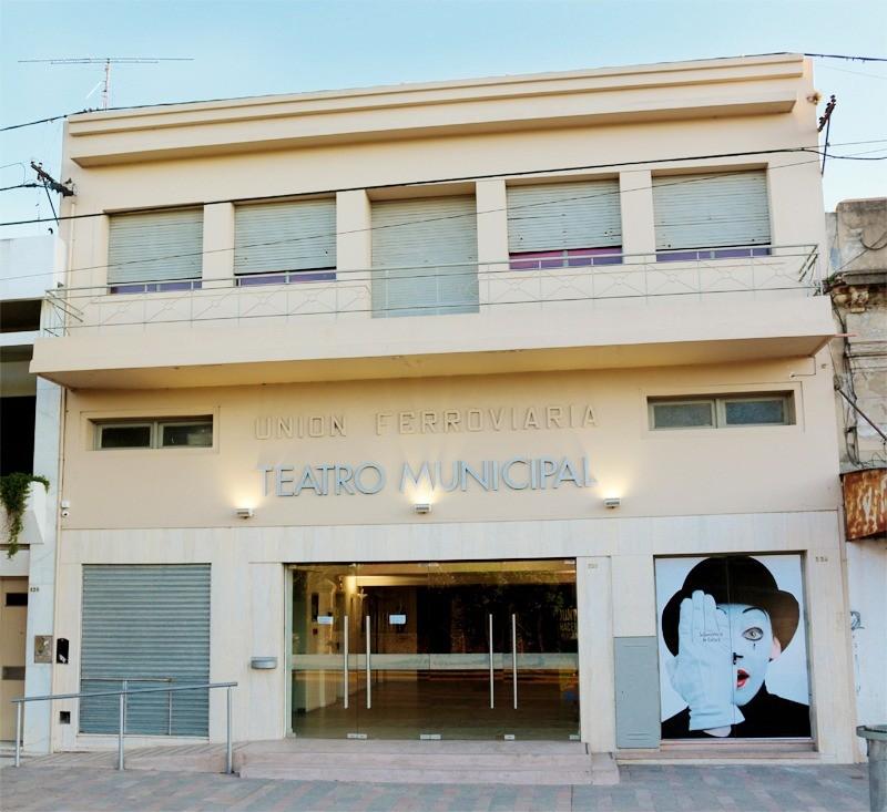 Pergamino: El Teatro Municipal Unión Ferroviaria vuelve a abrir sus puertas