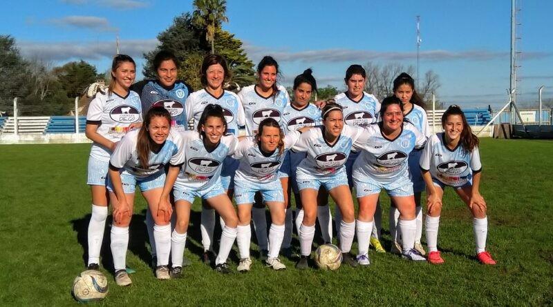 Gral. Arenales: Se jugó la primera fecha de la Liga de Fútbol Femenino