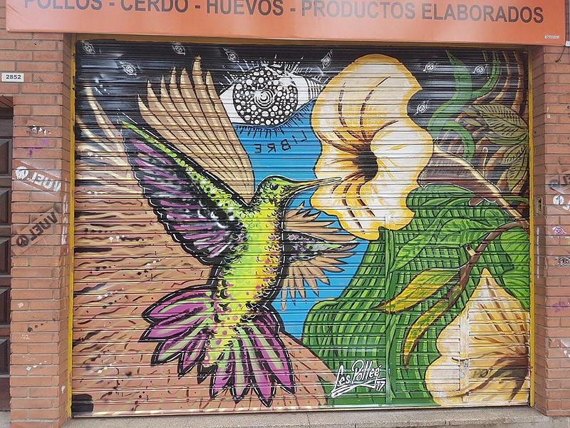 Pintó Tigre: Continúan conociéndose los ganadores del particular concurso de murales