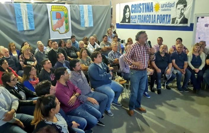 San Miguel: Habrá interna en el PJ entre Humberto Fernández y Juan José Castro