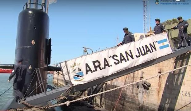 ARA San Juan: El Estado y la Armada abandonan el rescate de los 44 tripulantes