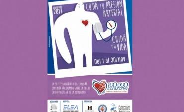 Campaña nacional para reducir la mortalidad cardiovascular
