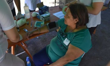 Merlo: Se realizó en Pontevedra, una jornada preventiva sobre la Diabetes