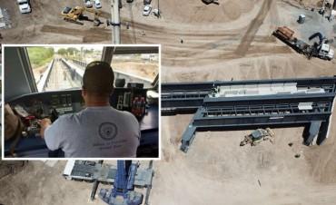 Luján: Vialidad Nacional tomó mal las medidas de un puente y no pasan los trenes