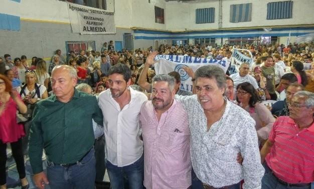 Ituzaingo: Lanzan nuevo espacio encabezado por Almeida y Acuña