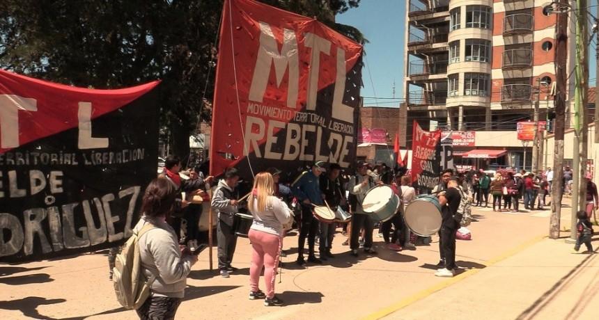 """Gral. Rodríguez: Organizaciones sociales le piden a Kubar que """"no nos boludee más"""""""