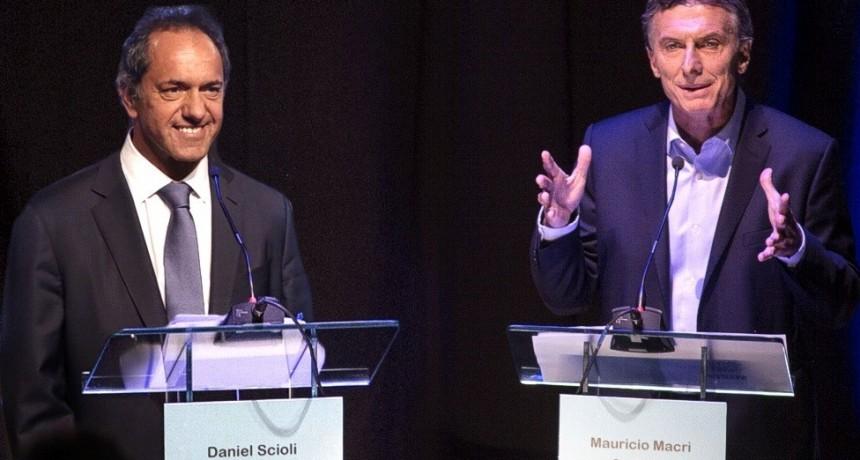 Debate Macri - Scioli: El 54% de los argentinos dice que el presidente mintió