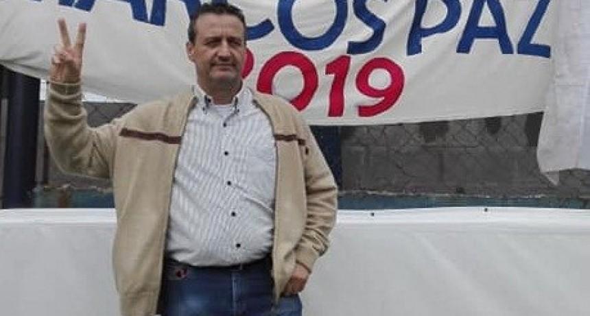 """Luis Baratto: """"Buscamos la unidad del campo popular de Marcos Paz, con eje en el peronismo sin ser sectarios o excluyentes"""""""