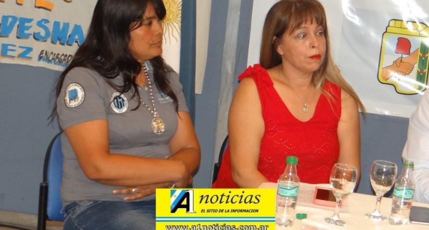 Moreno: Dos mujeres al frente de la Mesa local de las 62 Organizaciones barrionuevistas