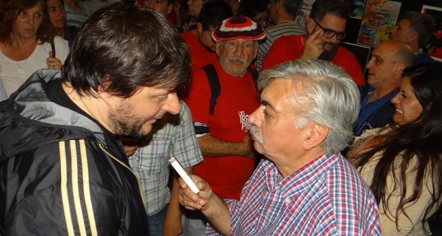 """Santoro: """"La división del pueblo puede generar condiciones de gobernabilidad de la oligarquía"""""""