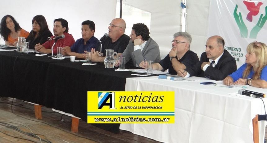 Merlo: Se realizó el 1° Encuentro Interreligioso, Político y Social