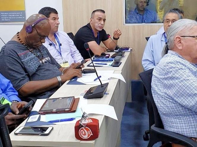 El ITF apoya fuertemente la lucha del ASIMM