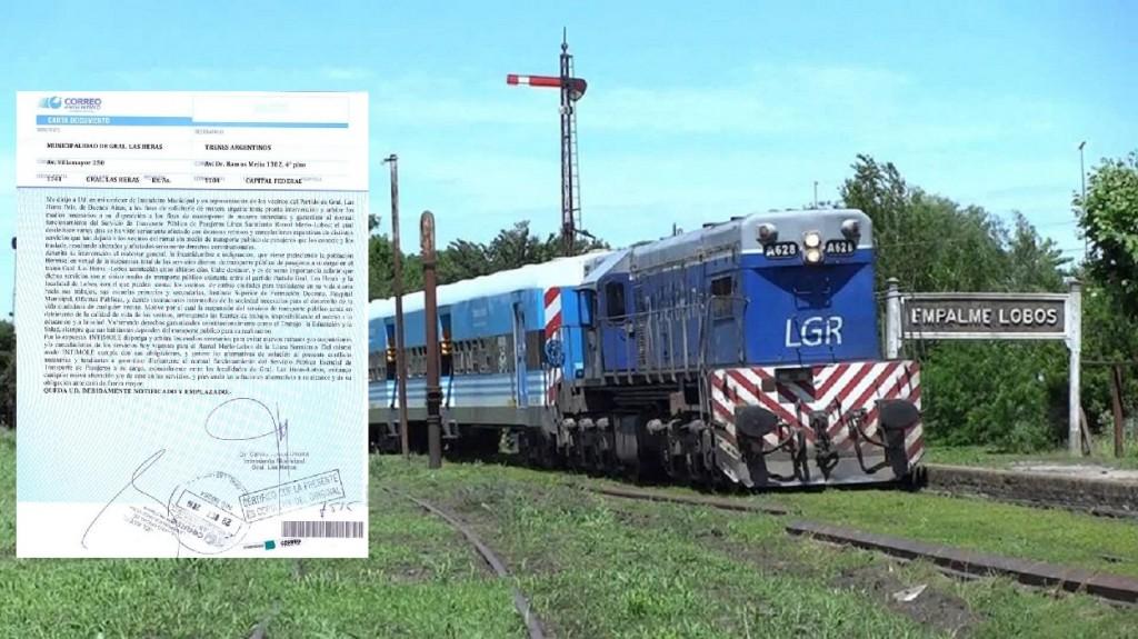 Merlo – Lobos: Continúan los reclamos por la continuidad del servicio ferroviario #NoMatenElTrenALobos