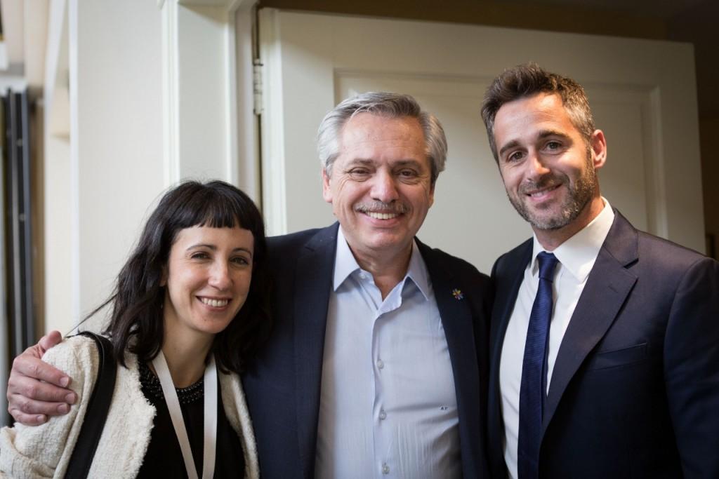 """Achával en el Grupo de Puebla: """"Como dice Alberto, construir una Argentina más igualitaria no es una utopía"""""""