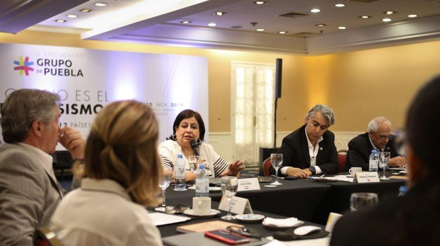 """""""Queremos estar a la altura del peronismo"""", sostiene el Documento final del Grupo Puebla"""