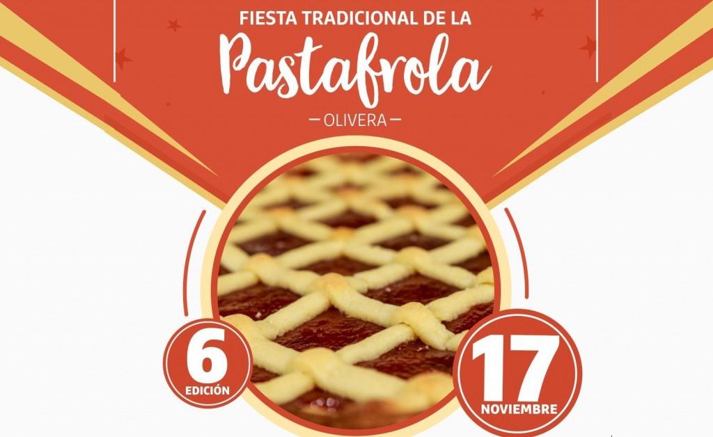 Olivera: El domingo 17 se realizará la 6ª edición de la Fiesta de la Pastafrola