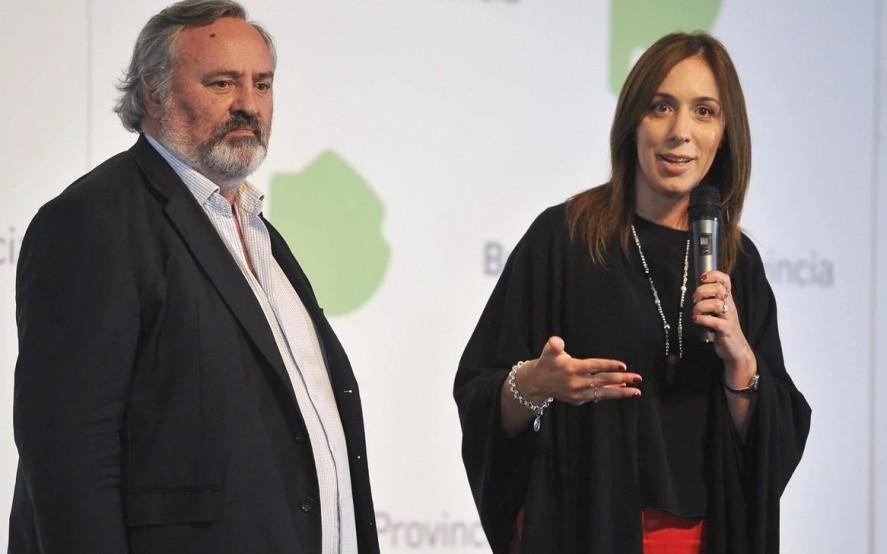 El ministro De la Torre es la punta de lanza en la ruptura de Vidal con Macri