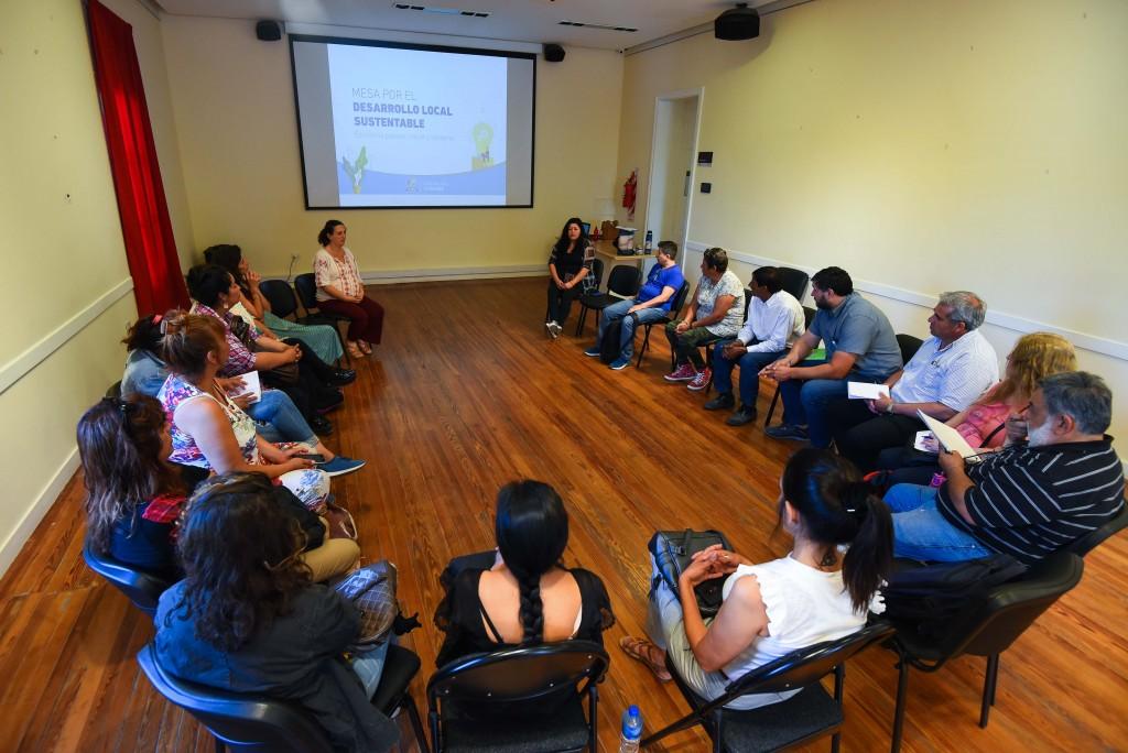Escobar: Balance anual de la 1ª Mesa por el Desarrollo Local Sustentable