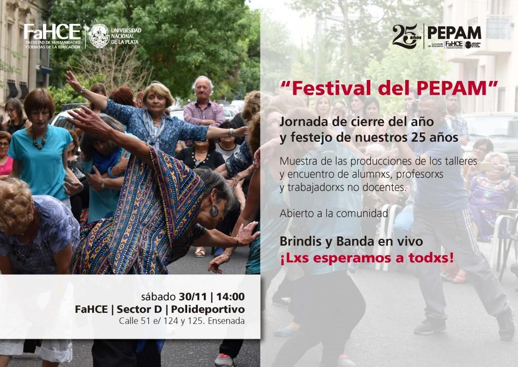 La Plata: El Programa de Educación Permanente para Adultos Mayores cumple 25 años