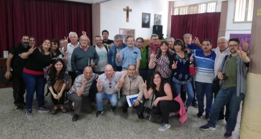 Encuentro de trabajadores y movimientos populares de Merlo-Moreno
