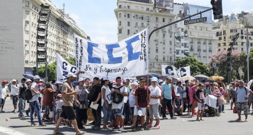 La Matanza: Movimientos sociales piden a Espinoza una Secretaría de Economía Popular