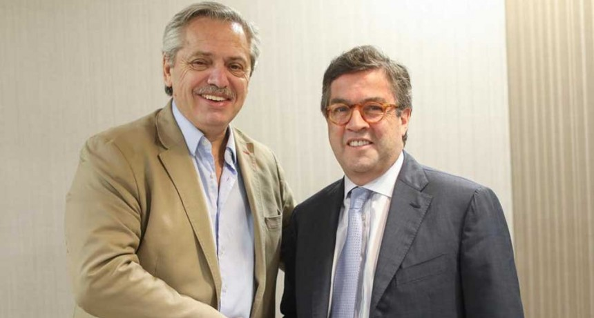Apoyo del Presidente del Banco Interamericano de Desarrollo (BID) a Alberto Fernández
