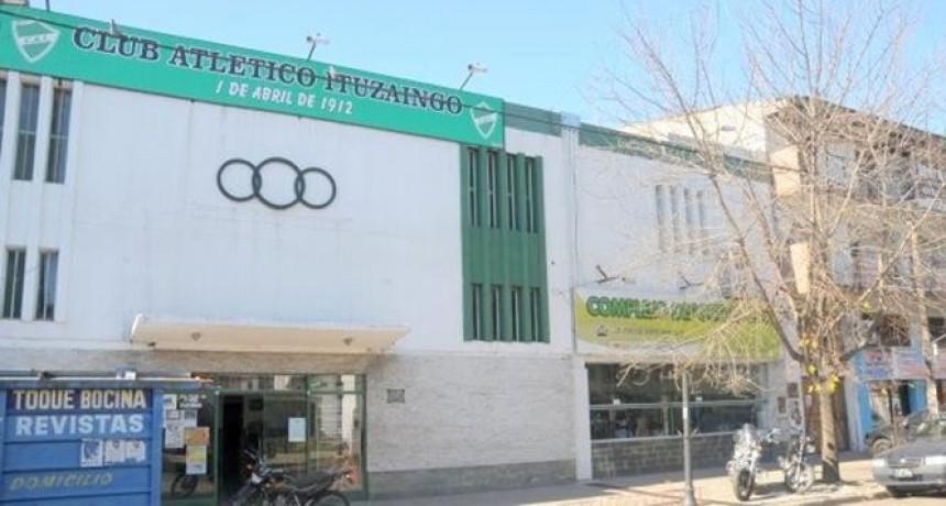 Un club de Ituzaingó avanza con su ciudad deportiva y planea abrir una escuela