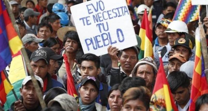"""Comunicado de """"Unidos por Padua"""" por la situación en Bolivia"""