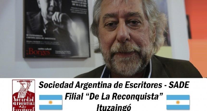 Ituzaingo: La Sociedad Argentina de Escritores festejará sus 20 años en el Centro Cultural