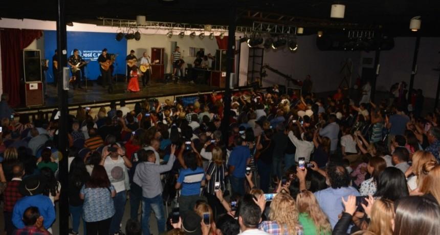 """José C. Paz: Éxito de público en la edición 2019 del evento """"Chamamé Para Mi Gente"""""""