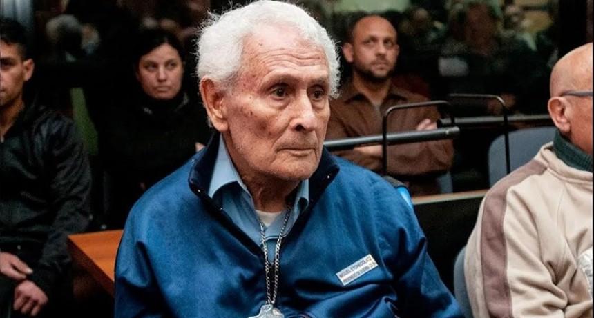 La Corte Suprema confirmó que Etchecolatz deberá cumplir su condena en prisión