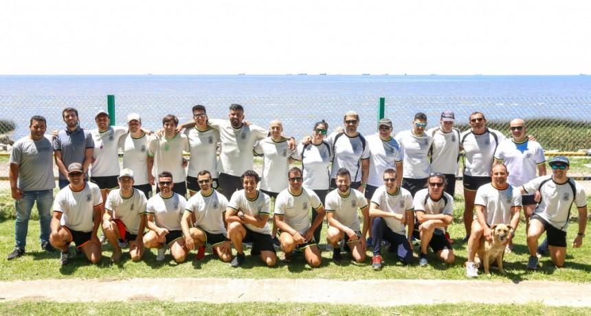 Ensenada: El Cuerpo de Guardavidas inició sus tareas preventivas en Punta Lara