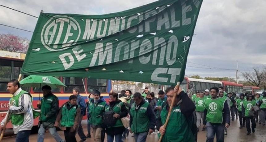 Moreno: ATE realizó nuevo pedido de interpelación a Festa por el aumento salarial