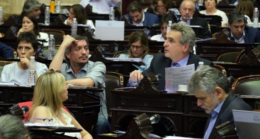 Agustín Rossi propone la creación del Fondo Nacional de la Defensa para reequipar a las FF AA
