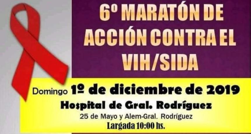 Gral. Rodríguez: Se viene la 6a edición de la Maratón de acción contra el VIH/SIDA