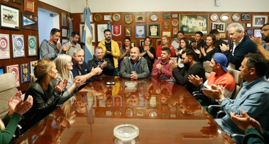 """Ensenada: Secco pagará un """"Súper bono"""" de 32 mil pesos, el más alto de la provincia"""