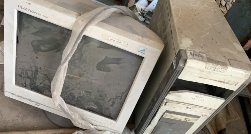 Escobar: Habilitan puntos verdes para recolección de residuos de aparatos eléctricos y electrónicos (RAEE)