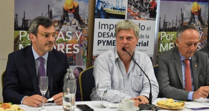 Industriales bonaerenses acordaron trabajar por el crecimiento de las PyMES