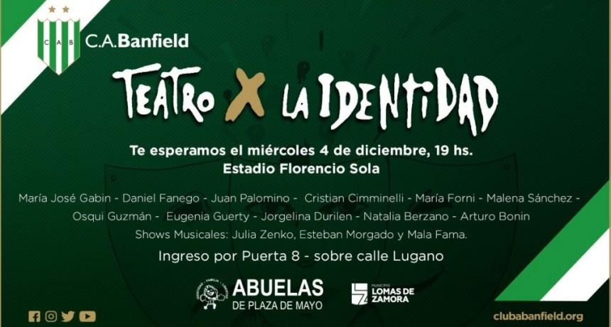 El Club Banfield realizará un homenaje junto a Abuelas de Plaza de Mayo