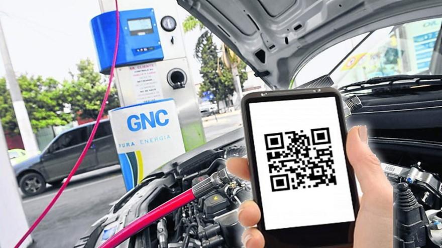 ENARGAS autorizó el uso del código QR para el cobro en Estaciones de GNC